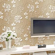 10m concave convex wallpapers 3d embossed textured non woven