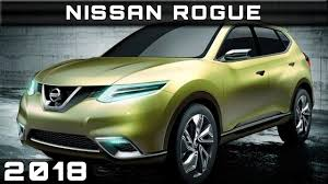 Nissan Rogue Models - 2018 nissan rogue youtube
