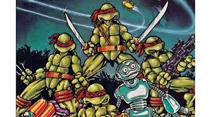 the strange real life origins of the teenage mutant ninja turtles