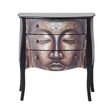 Deco Chambre Bouddha by Commode En Bois L 75 Cm Bouddha Maisons Du Monde