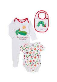 the very hungry caterpillar gift set from clothing at tesco