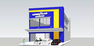 auto repair shop building automotive repair shop floor plans a