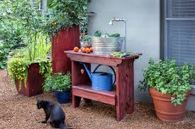 Garden Sink Ideas A Garden Sink Will Come Handy For Your Washing Needs Decorifusta