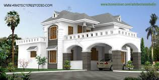colonial house design 4500 sq ft attractive colonial style kerala home design