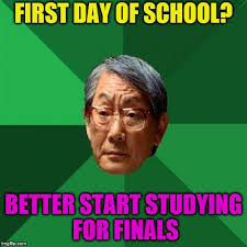Studying For Finals Meme - high expectations asian father meme imgflip