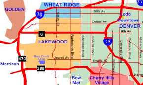 map of colorado by population lakewood colorado demographics and population statistics