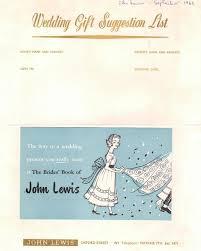 wedding gift list top 2018 wedding gift list ideas according to lewis wedding