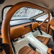 porsche 911 back seat back seats don t get much better than this singervehicledesign