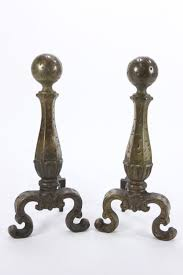 Antique Brass Fireplace Andirons by 11 Best Fireplace Images On Pinterest Fireplaces Irons And
