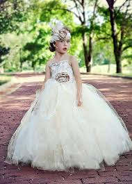 old fashioned lace flower dresses high cut wedding dresses