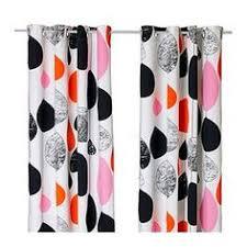 Ikea 98 Inch Curtains Ikea Eivor Gardiner 1 Par Gardinerna Minskar Insläpp Av