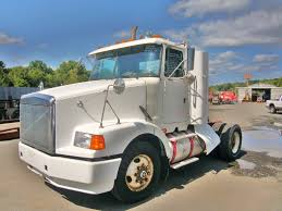 volvo tractor trailer for sale 1995 volvo wca42t single axle day cab tractor for sale by arthur
