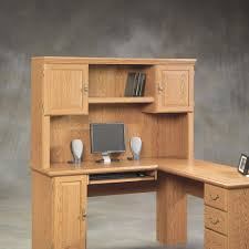 Home Computer Desk With Hutch by Exceptional Orchard Hills Computer Desk With Hutch Sauder Orchard