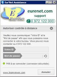 connexion bureau distance sans mot de passe eurnet support assistance à distance sans installation eurenet