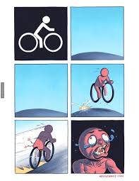 Pain In The Ass Meme - pain in the ass to ride that bike meme by hallows12 memedroid