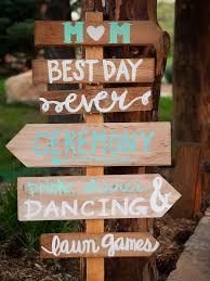 56 Best Our Wedding Images 21 Pretty Diy Wedding Signs