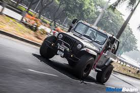 classic jeep modified mahindra thar daybreak edition modifications cost rs 11 1 lakhs