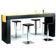 tables hautes cuisine tables hautes cuisine buffet bar cuisine buffet de cuisine but