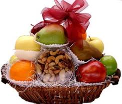 fruit and nut gift baskets bob s gift baskets