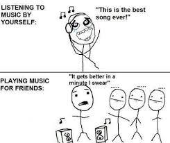 Foto Meme Comic - funny meme comic music a new chapter