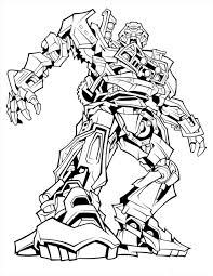 awesome ideal transformers coloring pages printable picture