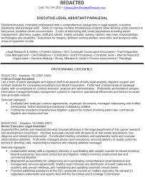 Objective Examples On A Resume by Paralegal Resume Example Choose Paralegal Resume Samples