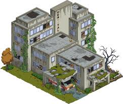 abandoned quahog hospital family guy the quest for stuff wiki