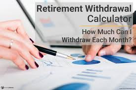 Compound Interest Calculator Spreadsheet Retirement Withdrawal Calculator Jpg