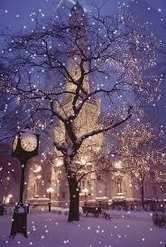 falling snowflake christmas lights moving snowing christmas lights photo snowing christmas scene gif