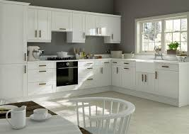 Washington High Gloss White Kitchen Doors From  Made To Measure - High gloss kitchen cabinet doors