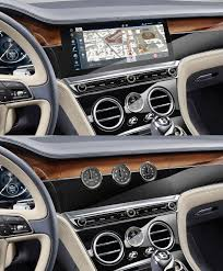 bentley continental interior 2018 2018 bentley continental gt has droolworthy looks plentiful power