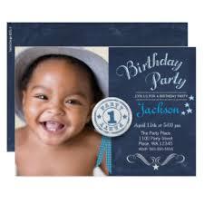 first birthday invitations u0026 announcements zazzle