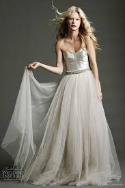 Tulle Wedding Dresses Wedding Dresses With Tulle Skirt Pictures Ideas Guide To Buying