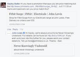 fitbit surge black friday anti black friday marketing tactics john lewis aldi and jeep
