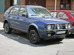 volkswagen thing 4x4 golf country 4x4