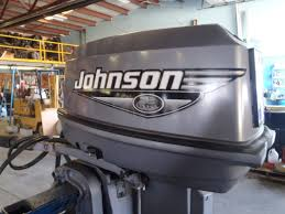 6m3d44 used 2000 johnson j25tessd 25hp 2 stroke tiller outboard
