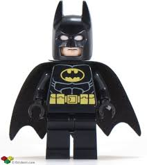 Batman Halloween Costume Sh016a Batman Black Suit Yellow Belt Crest Type 2