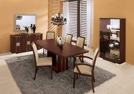 Modern Dining Room Tables Italian Miss Italy Modern Italian Dining Table