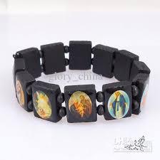 religious bracelet best wooden religious bracelet black wood jesus bracelets rosary