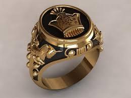 men ring designer 1 gram gold men ring gg00120184