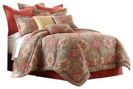 sherry kline aladdin 4 piece comforter set asian comforters