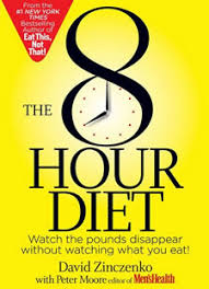 8 hour diet fast 16 hours to lose