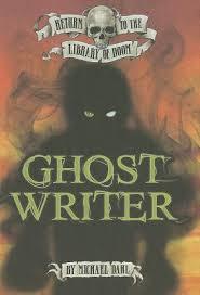 Ghostwriter Movie Ghost Writer By Michael Dahl