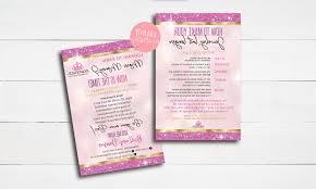 paparazzi beautiful jewelry business card template ksvhs jewellery