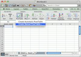 Sort A Pivot Table How Do You Create A Pivot Table In Excel 2017 Brokeasshome Com