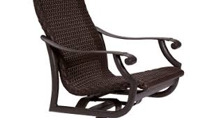 Swivel Rocking Chairs For Patio Best Seattle Patio Furniture With Seattle Piece Swivel Rocker