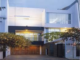 wonderful white wood glass cool design modern house interior