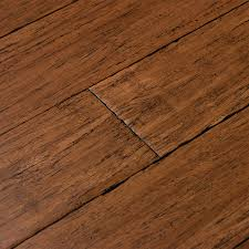 Prefinished Laminate Flooring Shop Cali Bamboo Fossilized 3 75 In Antique Java Bamboo Solid