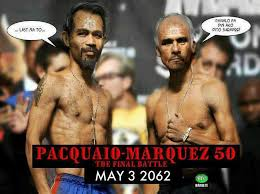 Manny Pacquiao Meme - manny pacquiao vs manuel marquez 50th rematch manny pacquiao jokes