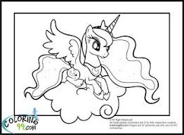 57 pony coloring pages images ponies